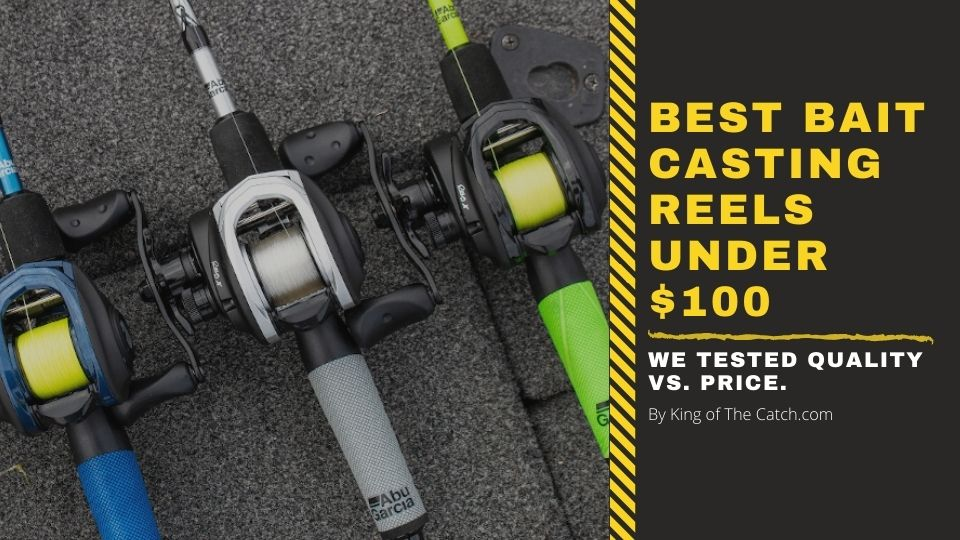 best baitcasting reel under 100