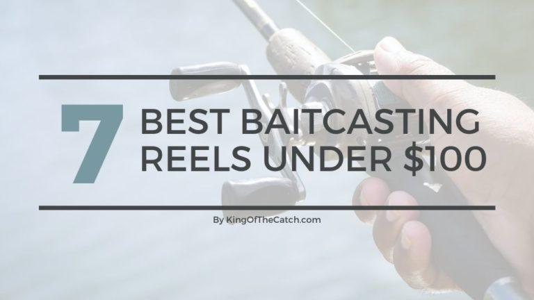 best baitcasting reels under 100