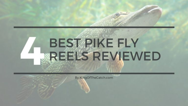 pike fly reels