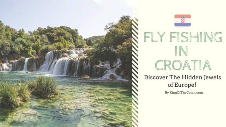 fly fishing croatia