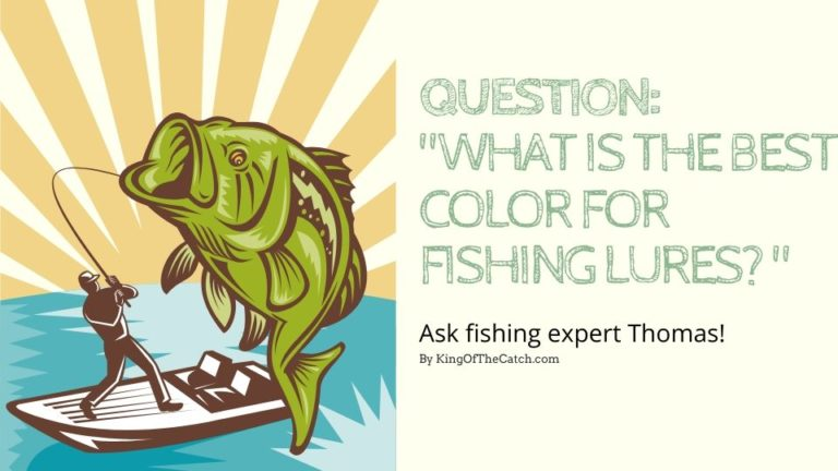 best fishing lure colors