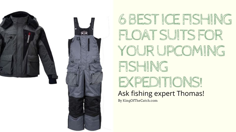 best ice fishing suit