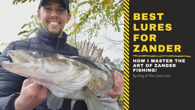 best lures for zander