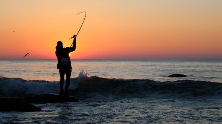 best lures for surf fishing
