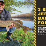 best jerkbaits for pike fishing