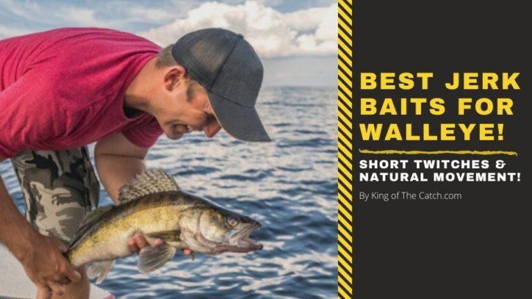 best jerkbaits for walleye