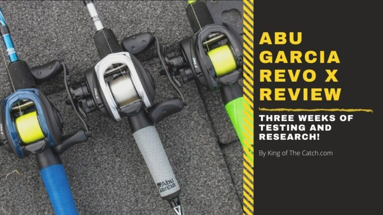 abu garcia revo x review